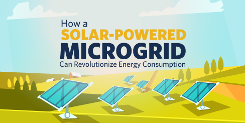 How Solar-Powered Microgrid Revolutionizes Energy Consumption